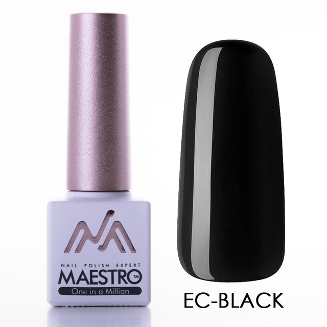 Gel lak maestro black chernyy 7 5ml 10138 large thumb